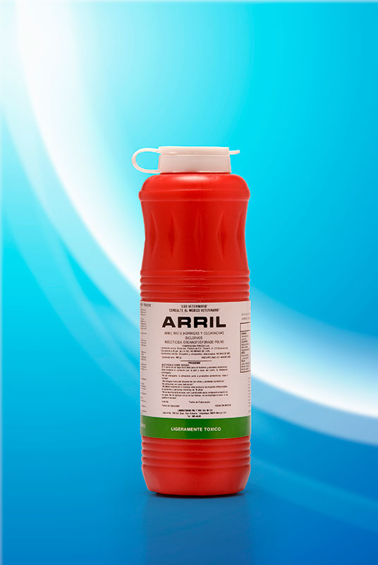 Insecticida Arril
