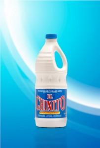 <El Chinito blanqueador líquido